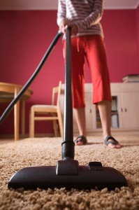 Vacuum in all the nooks and crannies where bedbugs may be hiding.